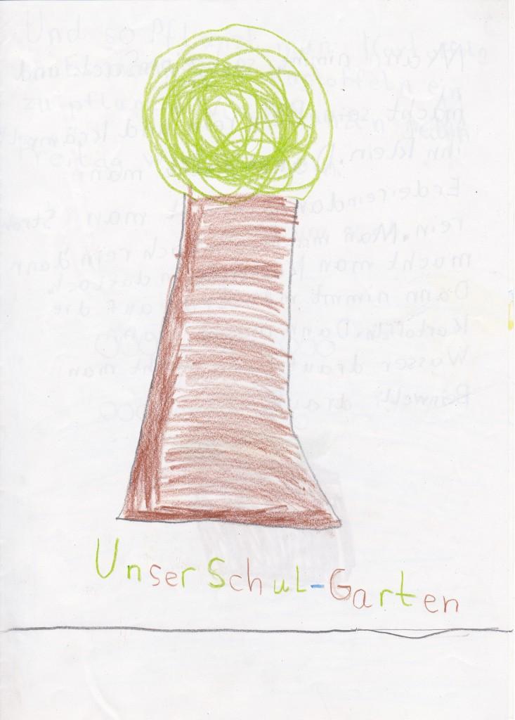 Schulgartenbericht